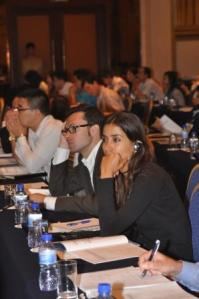 Isa Cruz at the Qingdao Desalination Conference